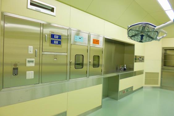 手術室設計・施工事例001
