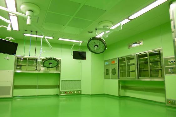 手術室設計・施工事例002
