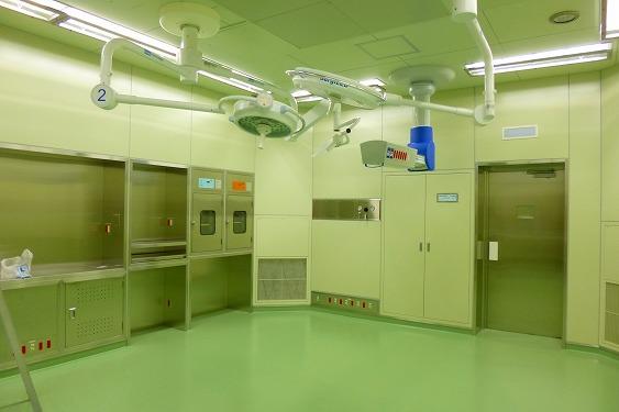 手術室設計・施工事例003