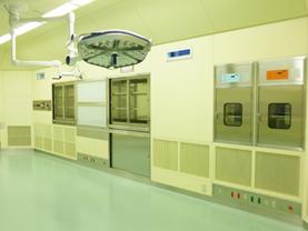 医療設備施工管理部門